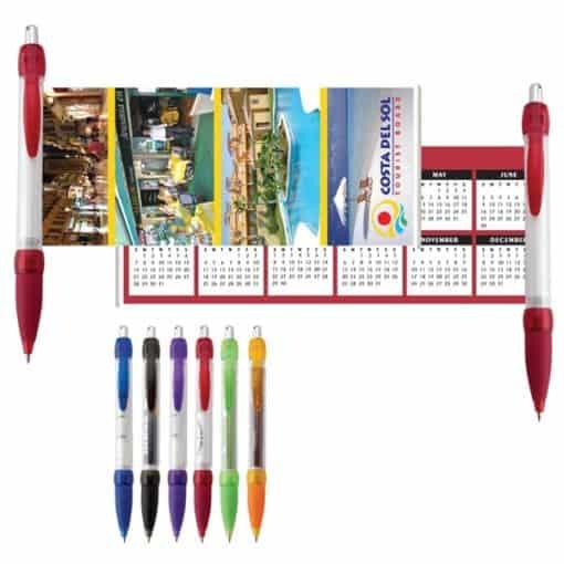 Broadcast Ballpoint Pen/Banner (7 to 8 Weeks)