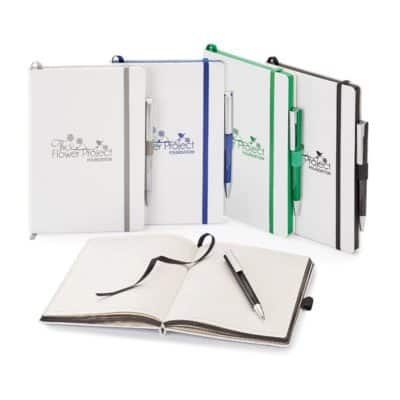 Chameleon Hard Cover Journal Combo