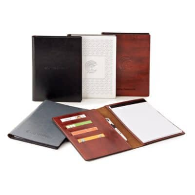 Fabrizio Padfolio & Refillable Notepad