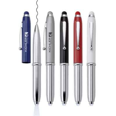 Fiona 3-In-1 Mini Pen/Light/Stylus