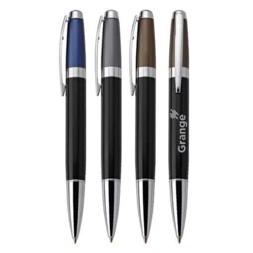 Melody 2-Tone Ballpoint Pen