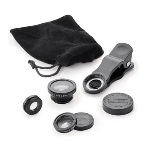 Mirage 3-In-1 Clip-On Mobile Lens