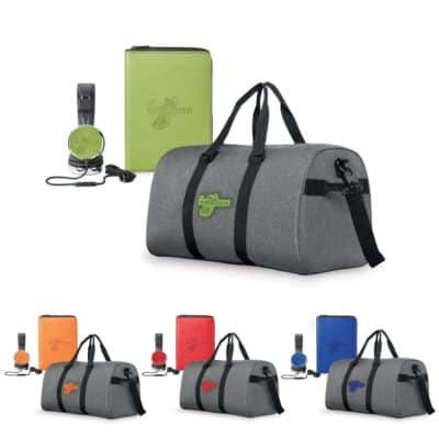 Nomad Must Haves Duffle Donald Bundle
