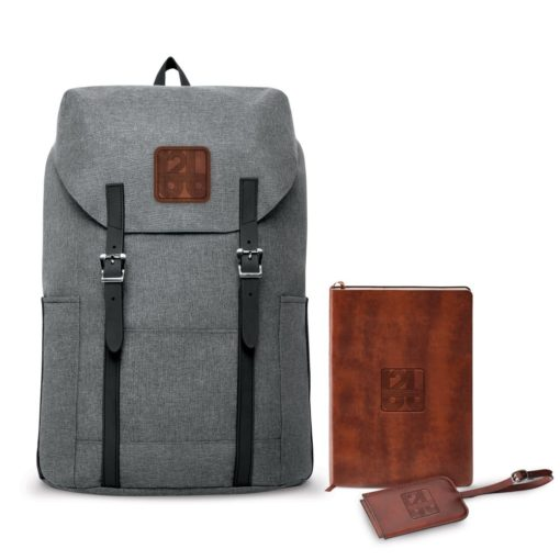 Nomad Must Haves Flip-Top Backpack Fabrizio Bundle