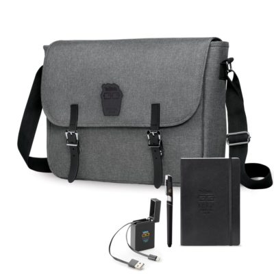 Nomad Must Haves Messenger Neoskin Bundle