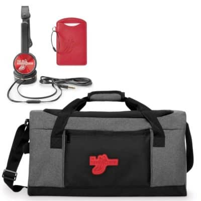 Business Smart Donald Duffle Bundle