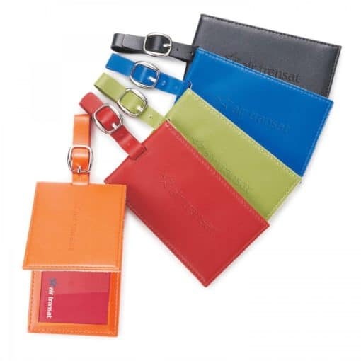 Colorplay Luggage Tag