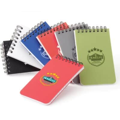 Colorplay Polypro Memo Book