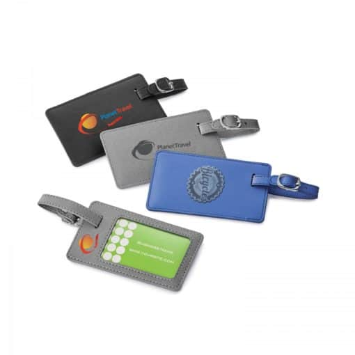 NEOSKIN ® LUGGAGE TAG
