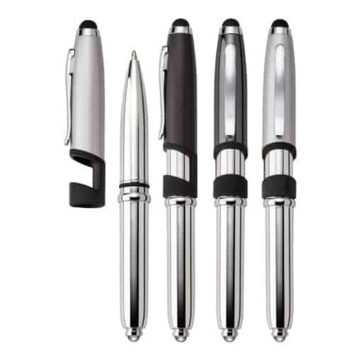 Nolan Stylus/Pen/Light/Phone Holder