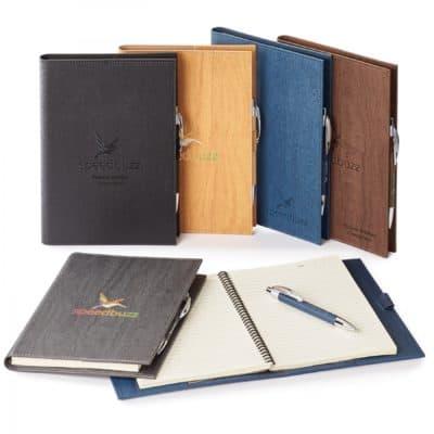 Ronan Refillable Journal Combo