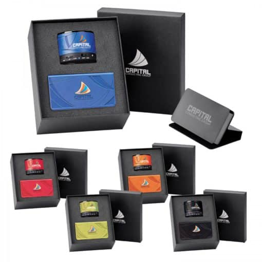 2-Piece Gift Set Multi-Branded Gift Set