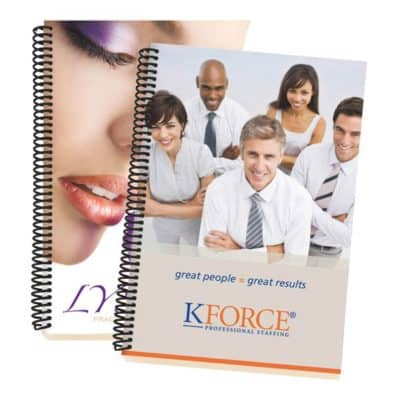 4-Color Process Eco Notebook