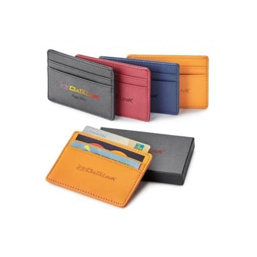 Genuine Leather Rfid Card Holder