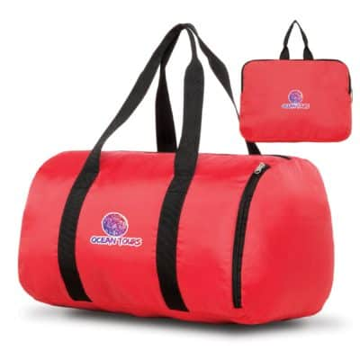 Make It Pop Packable Duffle