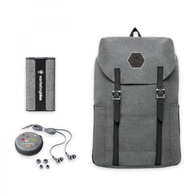 Nomad Must Haves Flip-Top Backpack Active Bundle