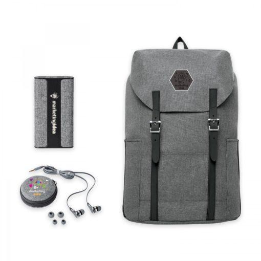 Nomad Must Haves Flip-Top Backpack Active Bundle