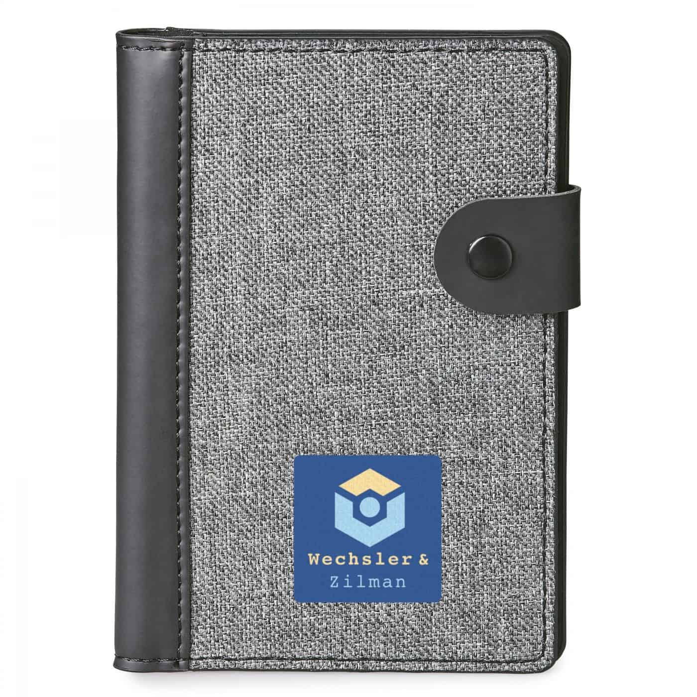 5a897ac067b6 Nomad Rfid Passport Holder With Memo Pad