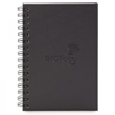 NEOSKIN ® HARD COVER SPIRAL JOURNAL