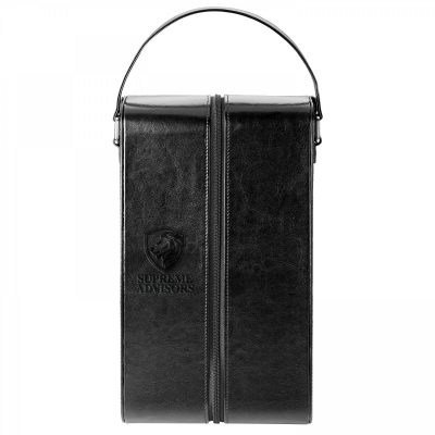 Fabrizio Dual Wine Carrying Case