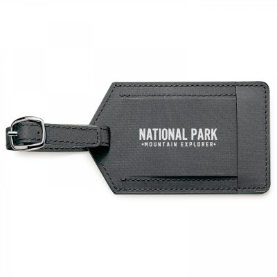 Wild Luggage Tag