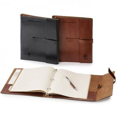 3-Hole Punched Eco Notebook
