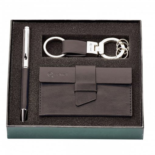 Key Ring & Card Holder Gift Set
