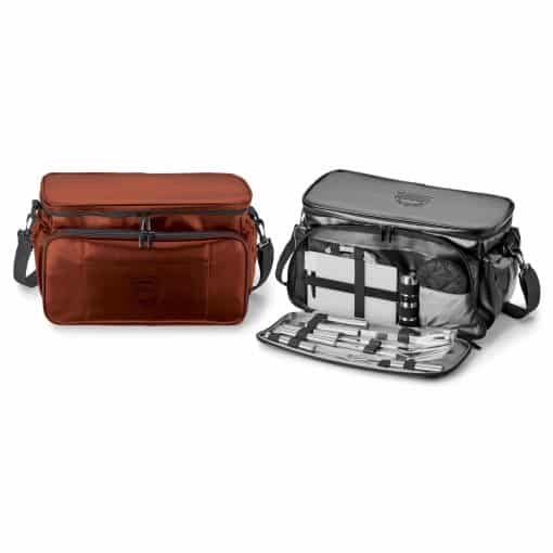 Fabrizio Cooler / 10-Piece Bbq Set