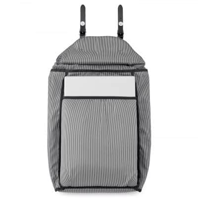 Aqua Flip-Top Backpack