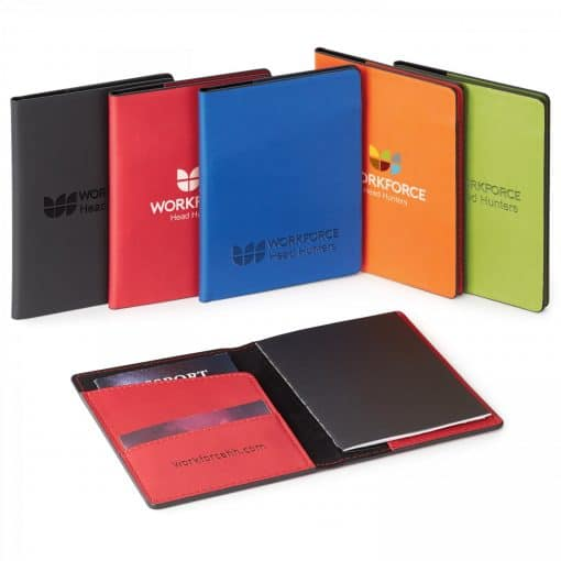 Donald Rfid Passport Holder