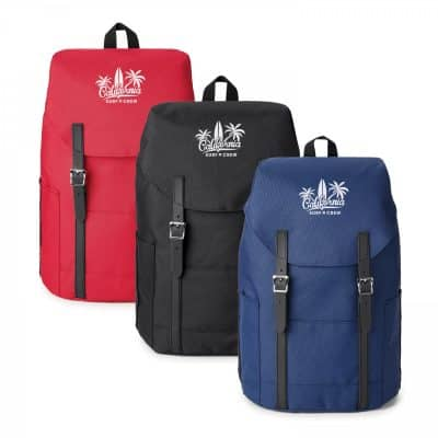 Renew Flip-Top Backpack