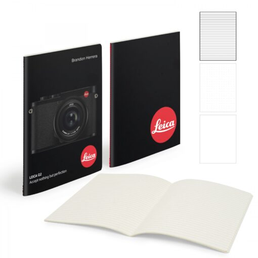 """Mini Centre Sewn Notebook (4"""" X 6"""" With 56 Pages)"""